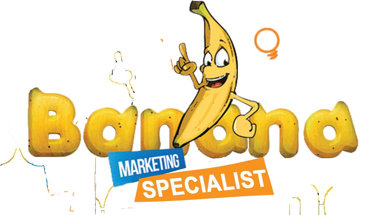 Banana Marketing Specialist Logo