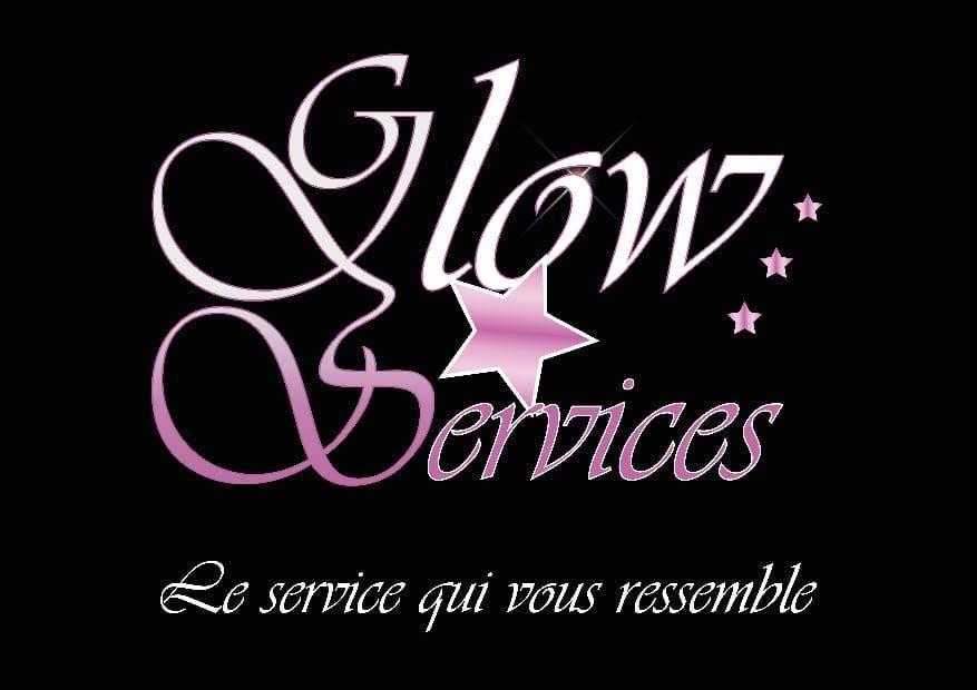 Glow services Logo