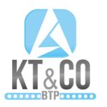 KT&CO BTP SA Logo