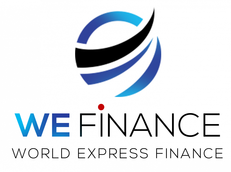 WE FINANCE Logo