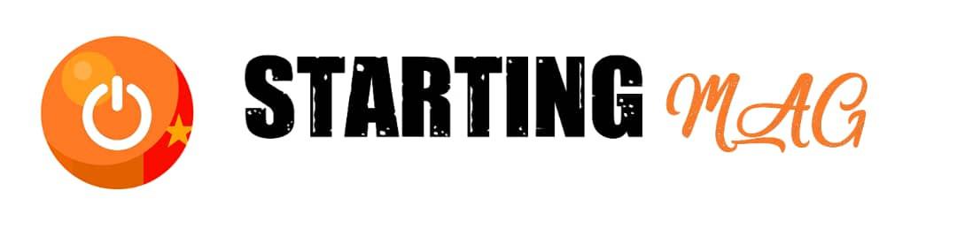 STARTING MAG Logo