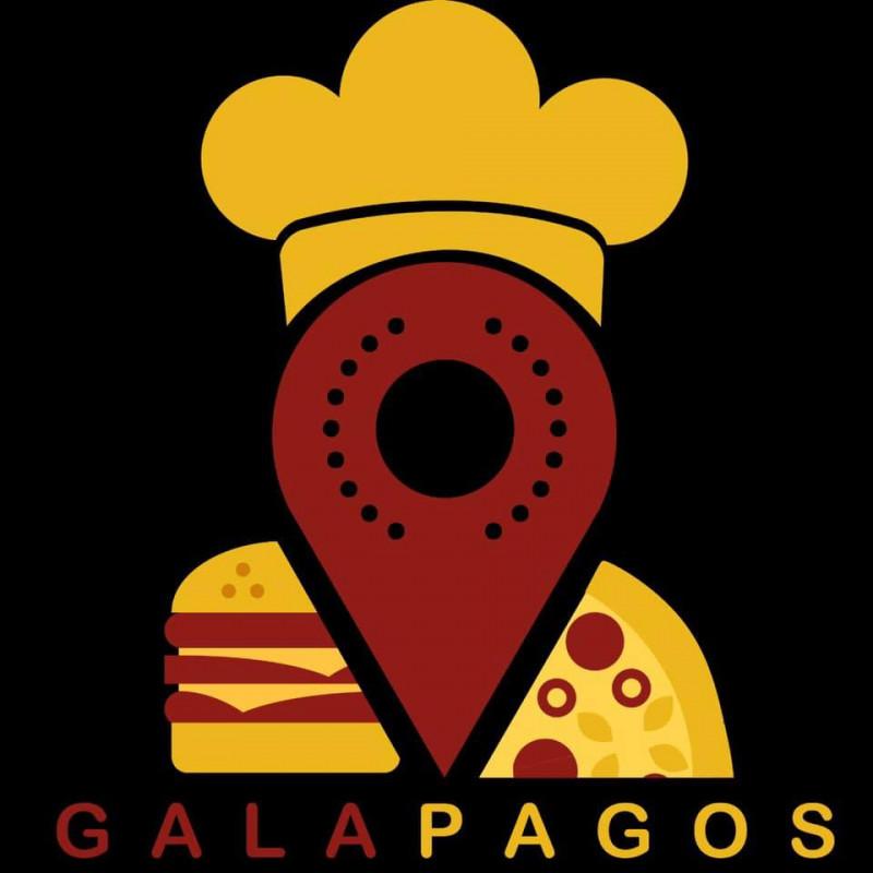 Galapagos Pizza Logo