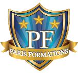 PARIS FORMATIONS Logo