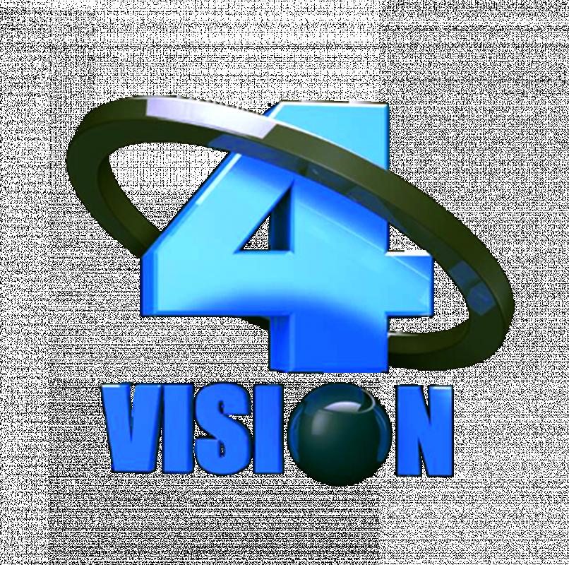 Vision 4 TV Logo