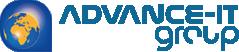 ADVANCE IT GROUP Logo
