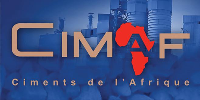 CIMAF CAMEROUN Logo
