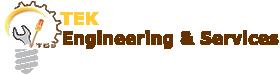 TEK ENGINEERING & SERVICES Logo