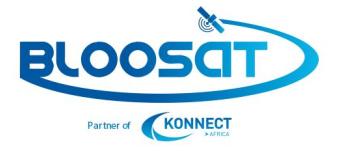Bloosat SA Logo
