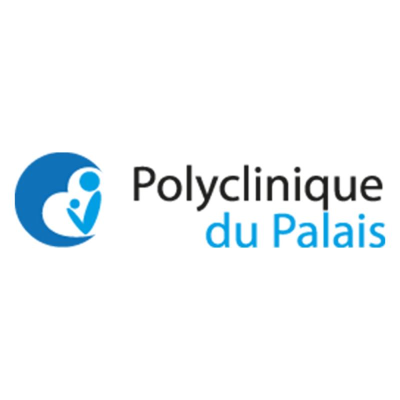 POLYCLINIQUE DU PALAIS SARL Logo